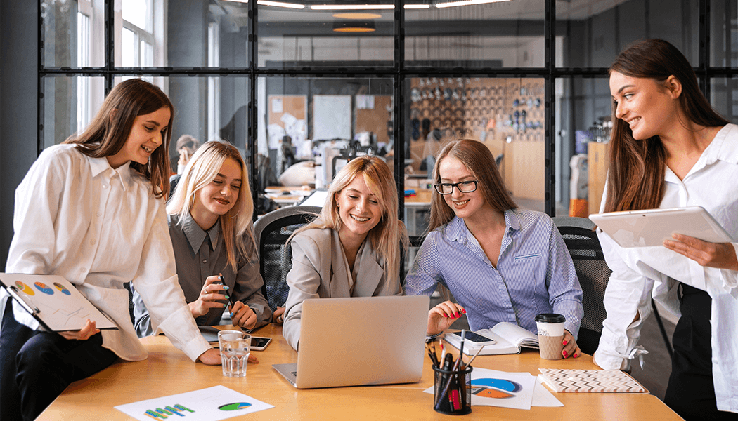Best places to work for women