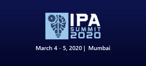 Intelligent Process Automation Summit 2020