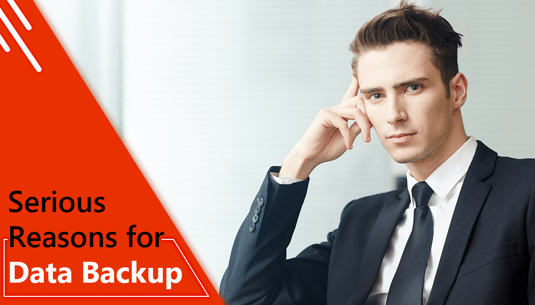 reasons for data backup