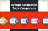 best devops automation tools comparison