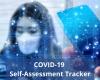 Kissflow COVID-19 tracker