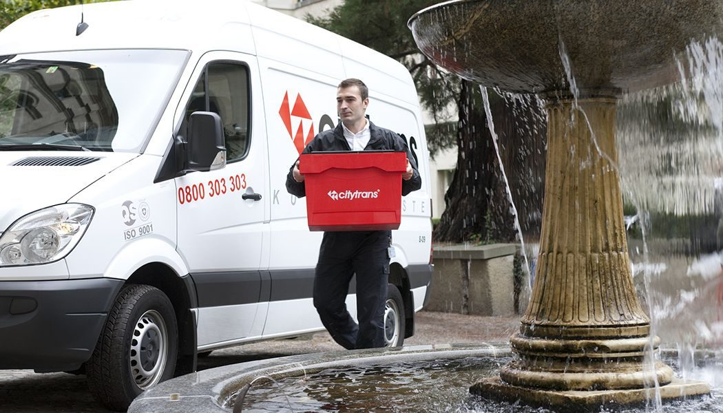 future of courier services