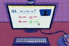Online Proctored Exam