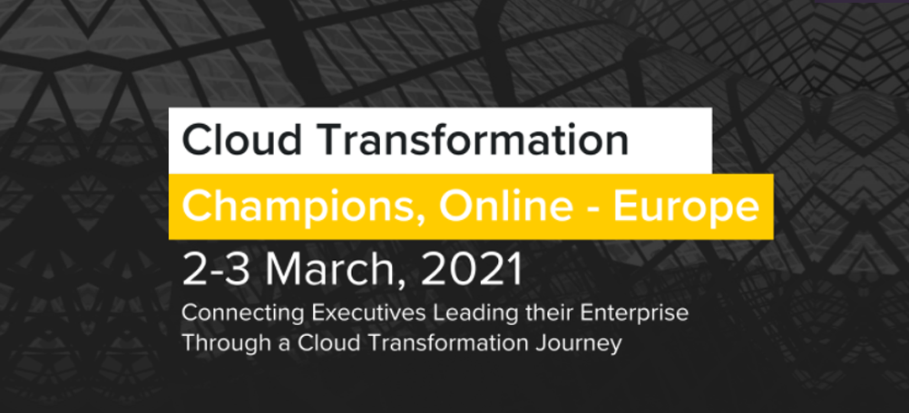 Cloud Transformation Champions