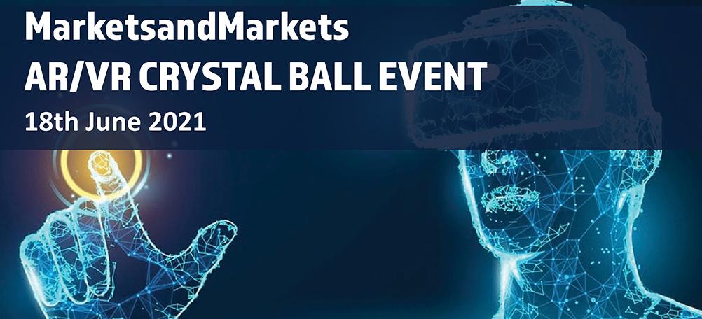 AR/VR CRYSTAL BALL EVENT