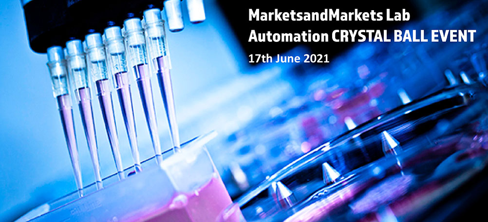 Lab Automation CRYSTAL BALL EVENT