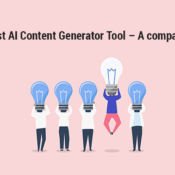 Best AI content generator tools – a quick comparison