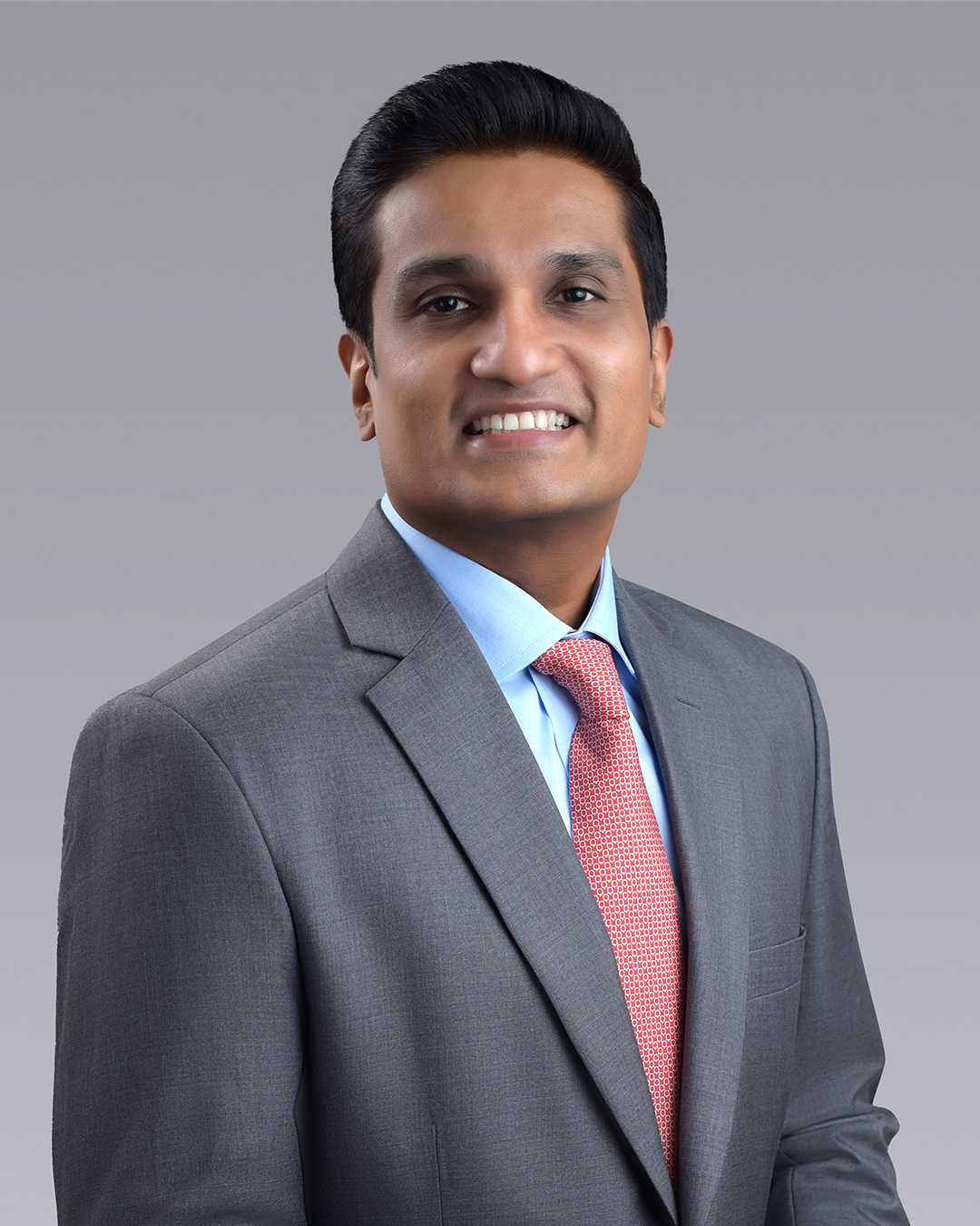 Ramesh Nair, Colliers India